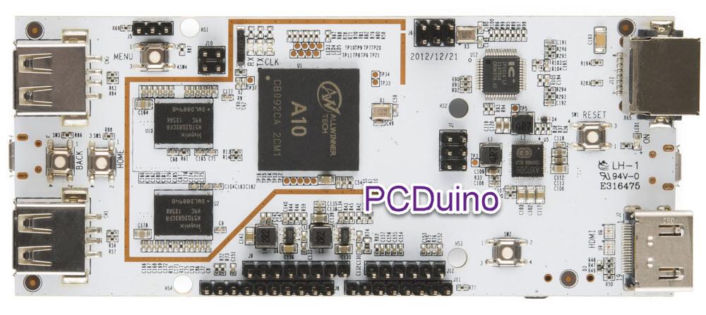 pcDuino | Backup NAND Flash Memory to MicroSD Card for Boot